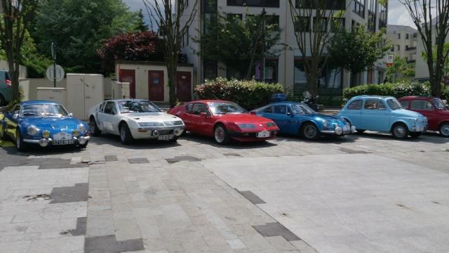 Exposition anciennes voitures des films/series TV a Noisy le Grand Dsc_0011
