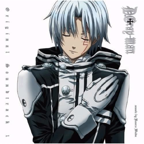 D-Gray.man's Advertisement. One10