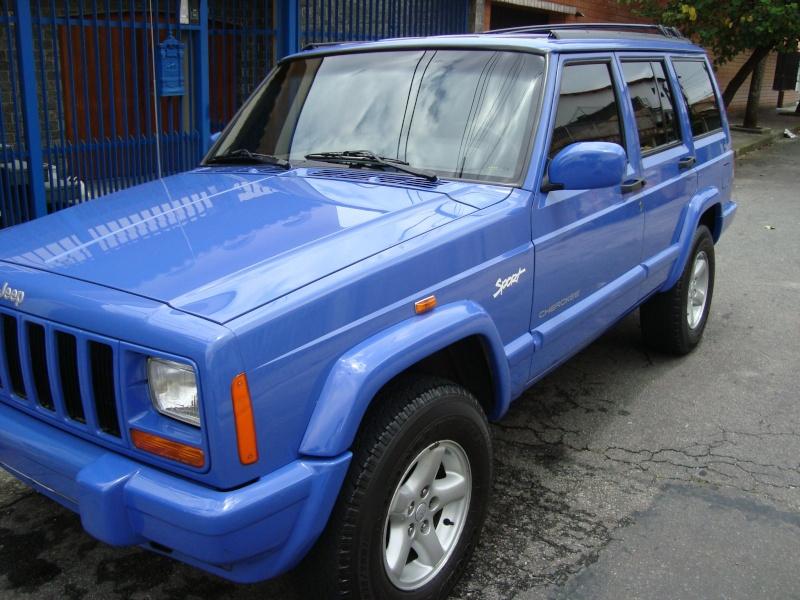 VENDIDA...Cherokee Sport 4.0L 6CC cambio manual.... Dsc02110