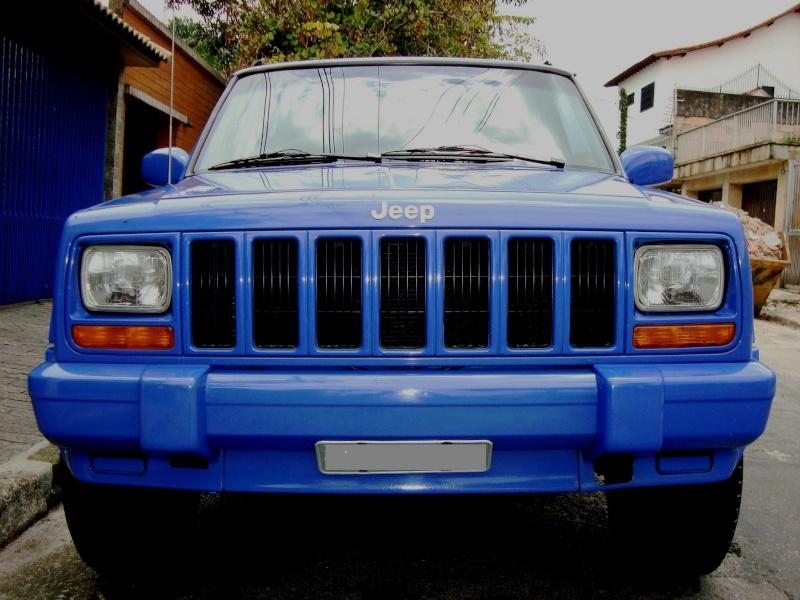VENDIDA...Cherokee Sport 4.0L 6CC cambio manual.... Dsc02111