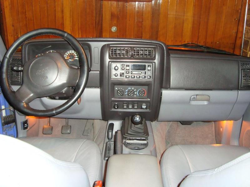 VENDIDA...Cherokee Sport 4.0L 6CC cambio manual.... Dsc02710