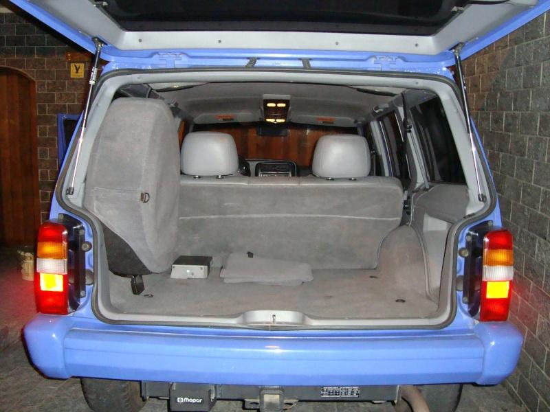 VENDIDA...Cherokee Sport 4.0L 6CC cambio manual.... Dsc02711
