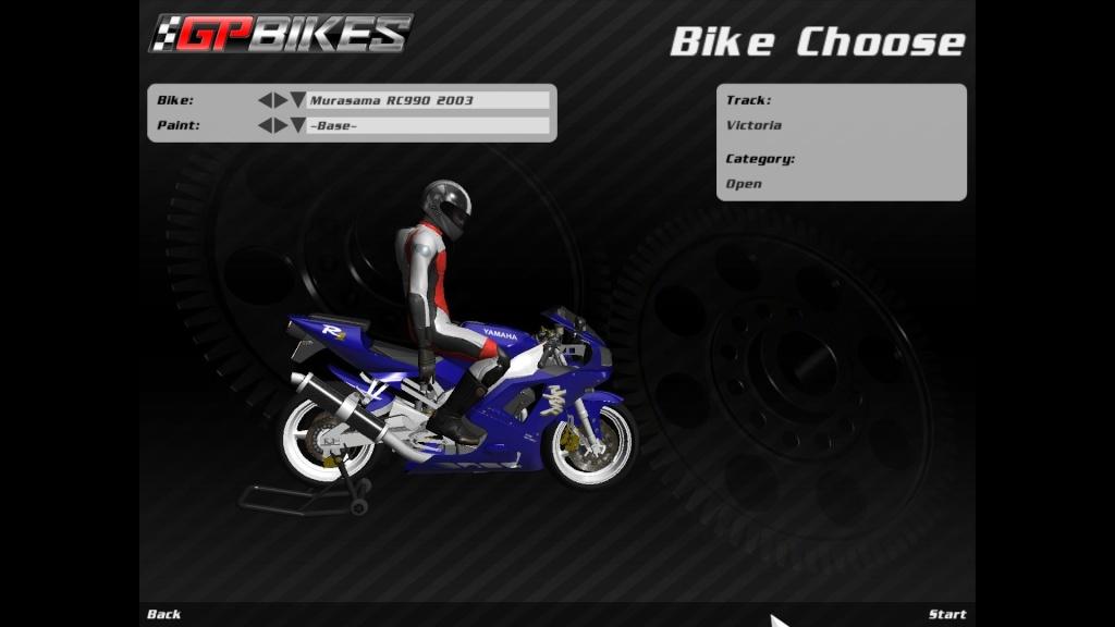 WIP Yamaha R1 Core_211