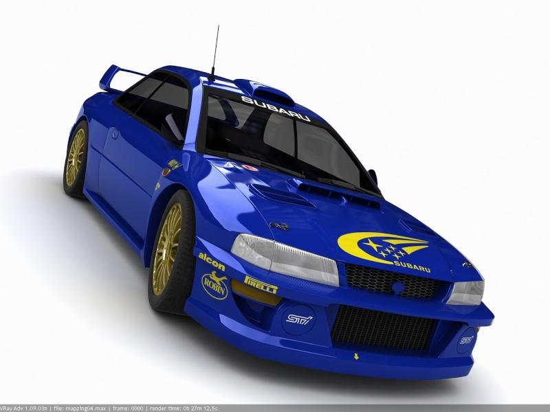 ICI les conseils et questions concernant la modelisation sous 3dsmax Subaru10