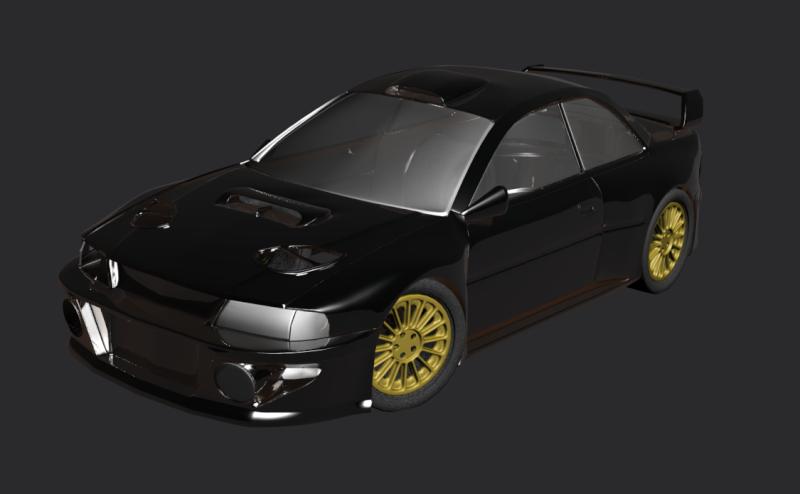 ICI les conseils et questions concernant la modelisation sous 3dsmax Subaru11