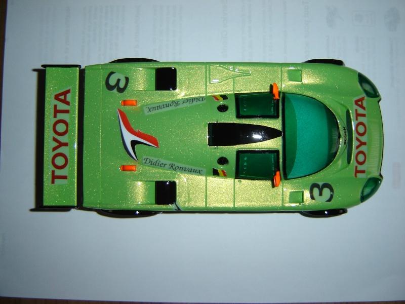 Toyota BRM pour chassis métal Dsc00050