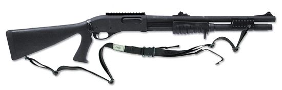 Remington 870 MCS ou double eagles M870mc10