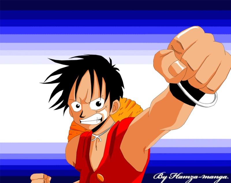 Les creation a HIROSHI-kun Luffy_11