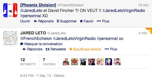Jared Leto dans Le LAB Virgin Radio - Page 2 Captur17