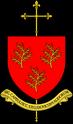 Blason du Nouveau chapitre pour le diocèse aux Armées Blason10