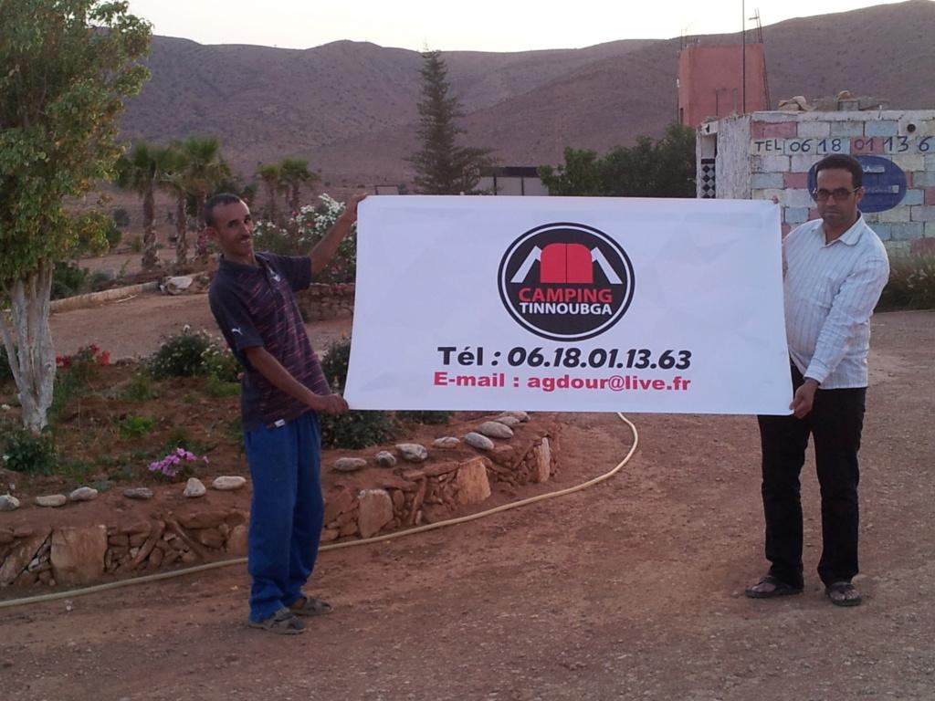 [Maroc Camp/Dernières nouvelles]  BOUIZAKARNE : Camping Tinnoubga   - Page 7 446ae010