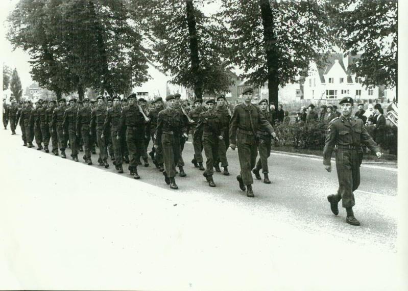 20me anniversaire du 1er Bataillon Parachutiste Belge Avril_11