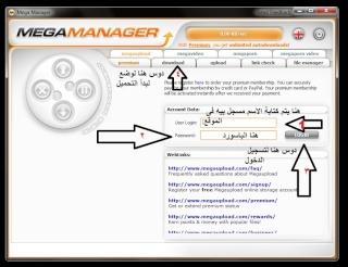 برنامج  megamanager Untitl10