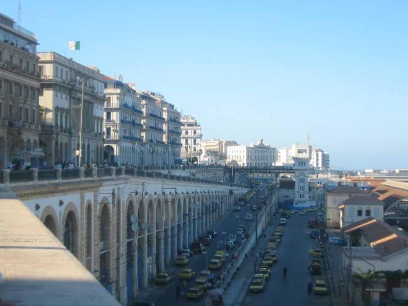 Photos de villes d'Algérie  Boulev10