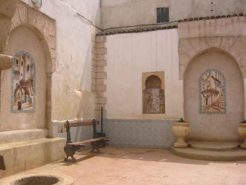 Photos de villes d'Algérie  Casbah10