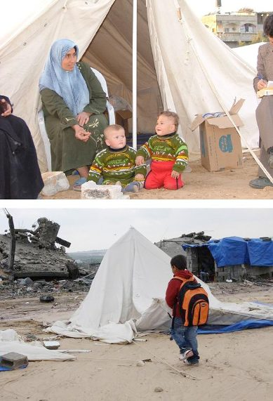 Conflit israélo-palestinien Gaza2a10