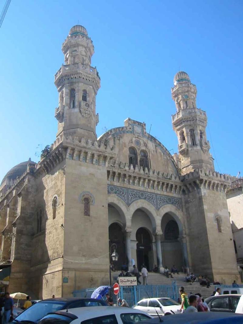 Photos de villes d'Algérie  Mosque10