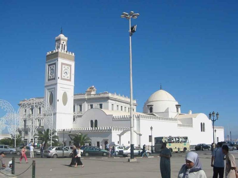 Photos de villes d'Algérie  Mosque11