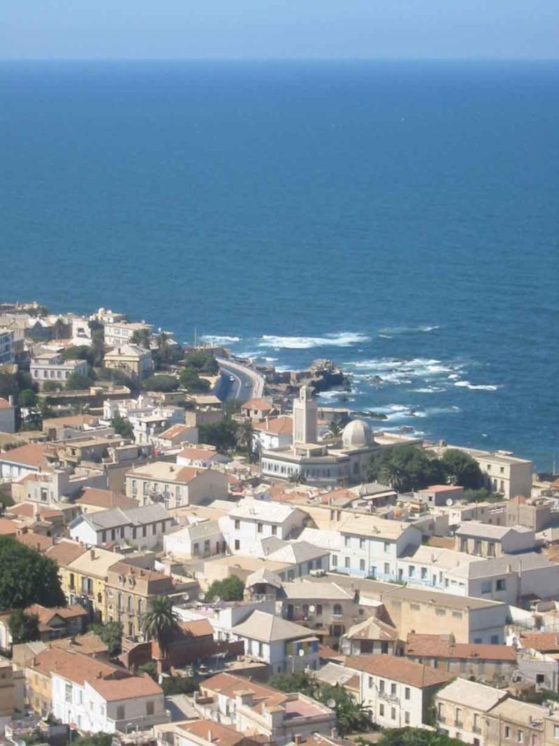 Photos de villes d'Algérie  Quarti10
