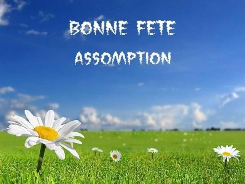 Les bonjours et contacts jounaliers du Mois d' Août 2019 Assomp10