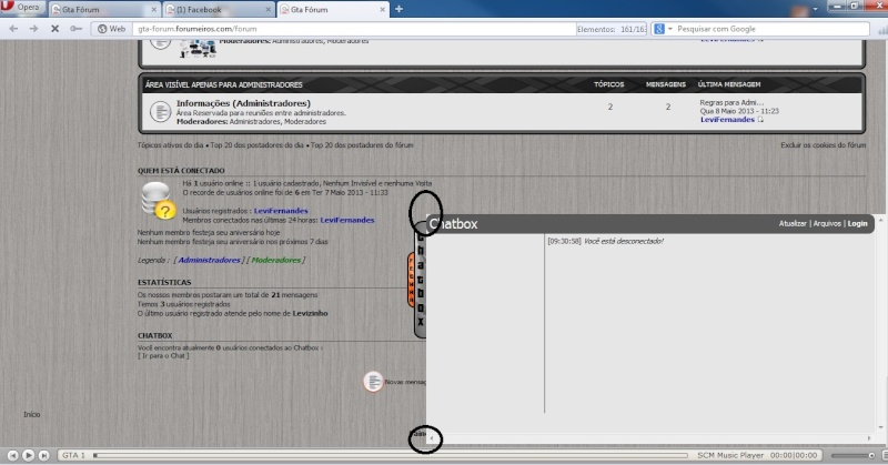 Arredondar bordas do chat personalizado Como13