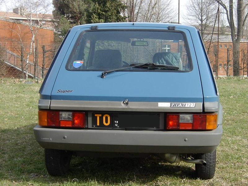 Vendo Fiat 127 Super 900 Fiat_121