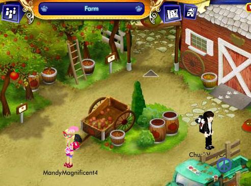 Peace Bear Quest Screen36