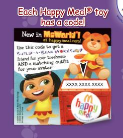 UPDATED: Build-A-Bear in Happy Meal Screen57