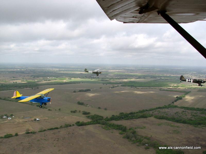 ALS flyover - Poteet, Texas April 4, 2009 Img_9516