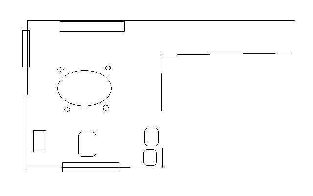 Besoin d'aide pour aménager mon salon/salle à manger Test10
