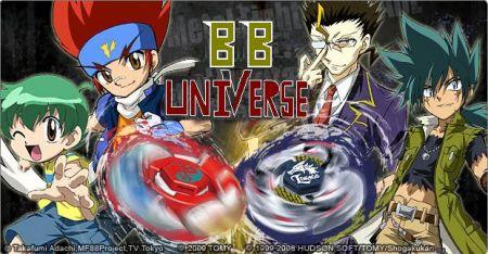 Beyblade Universe