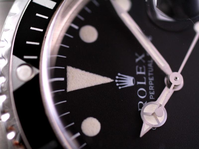 (Vendue) Rolex Submariner date écriture rouge  Réf:  1680 Img_3227