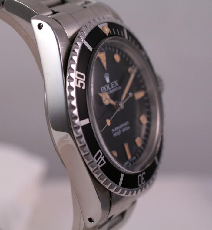 (Vendue) Rolex Submariner plexi   Réf: 5513 Img_3327