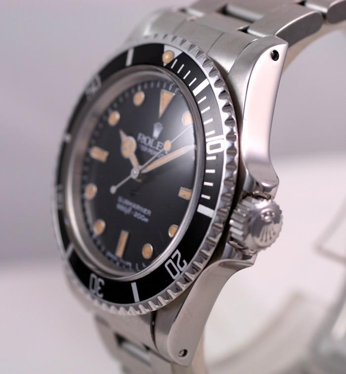 (Vendue) Rolex Submariner plexi   Réf: 5513 Img_3328