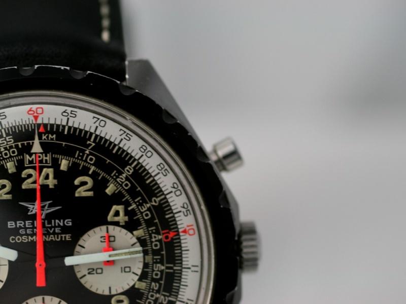 "(Vendue) Breitling Cosmonaute ""Pizza""  Réf: 819 Img_9916"