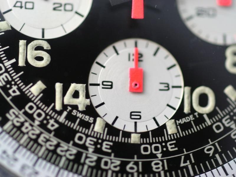"(Vendue) Breitling Cosmonaute ""Pizza""  Réf: 819 Img_9917"
