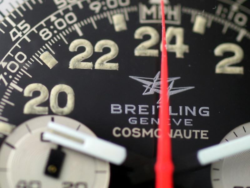 "(Vendue) Breitling Cosmonaute ""Pizza""  Réf: 819 Img_9918"