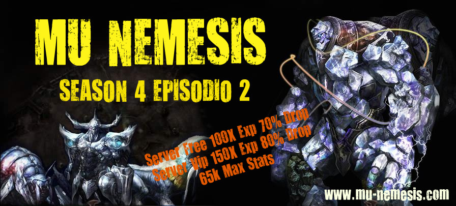 Mu Nemesis Season 4 Episodio 2