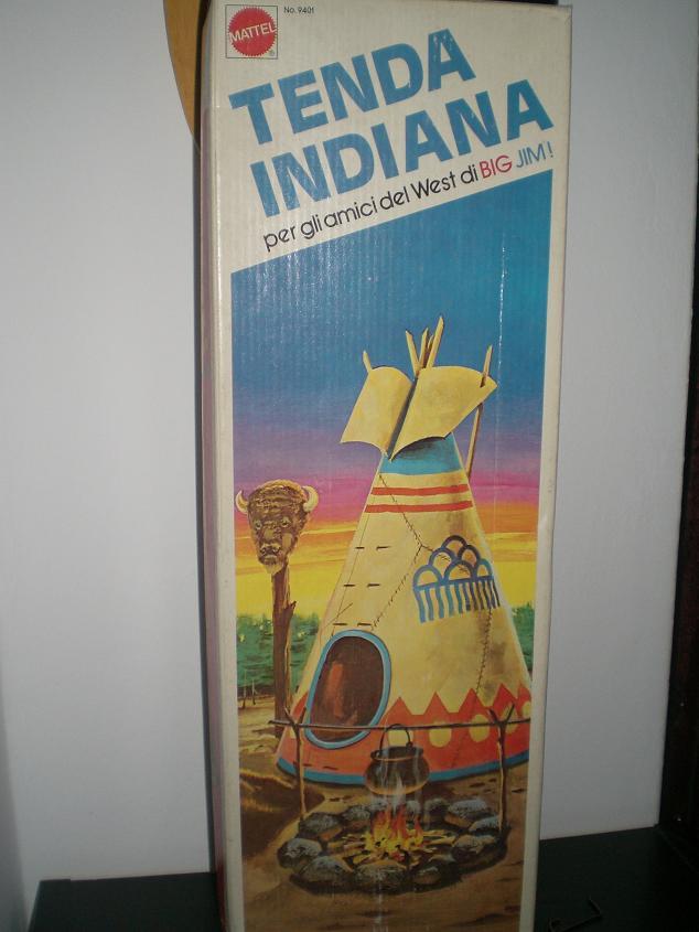 TENDA INDIANA N°9401/ANNO 1975 1012