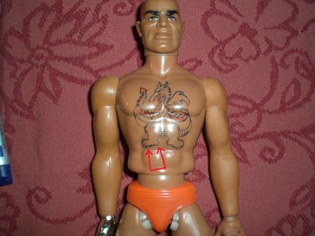 RESTAURO DI: tatoo DR. STEEL(TUTORIAL) 2210