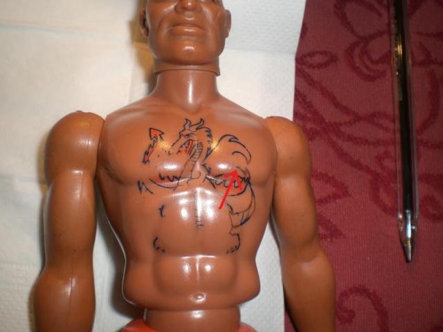 RESTAURO DI: tatoo DR. STEEL(TUTORIAL) 711
