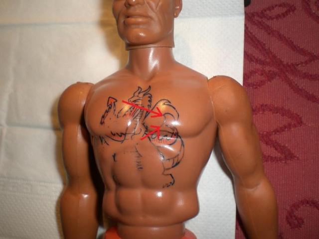 RESTAURO DI: tatoo DR. STEEL(TUTORIAL) 911