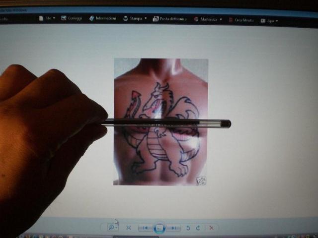 RESTAURO DI: tatoo DR. STEEL(TUTORIAL) Zampad10