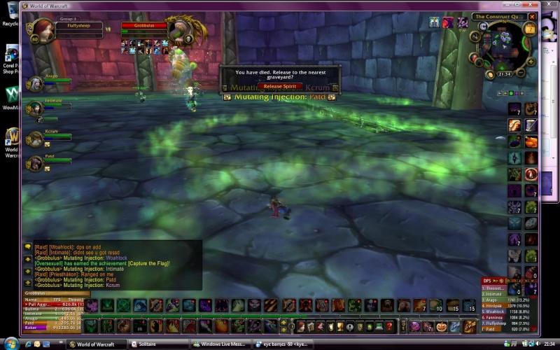 FluffySheep's Dieing Moments Grobbu10