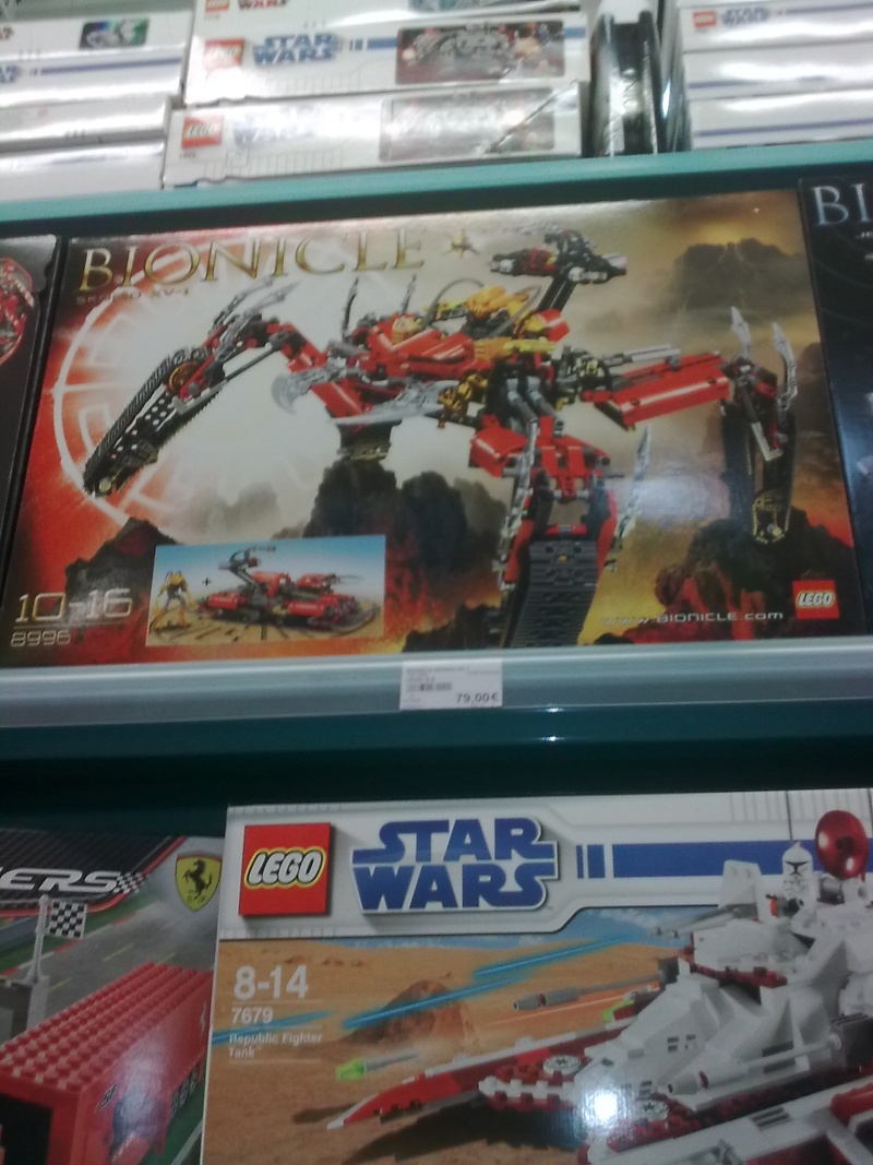 [Sets] Votre collection Bionicle - Page 26 Photo012
