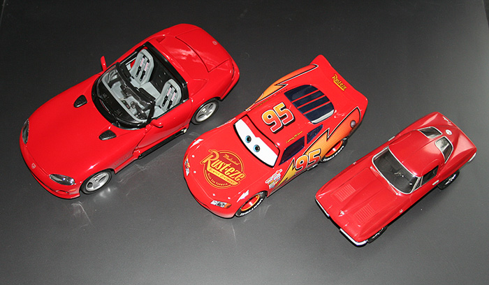 MattyCollector - Lightning McQueen 1:24 - Page 2 Test0110