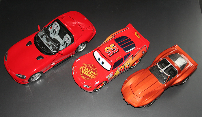 MattyCollector - Lightning McQueen 1:24 - Page 2 Test0210