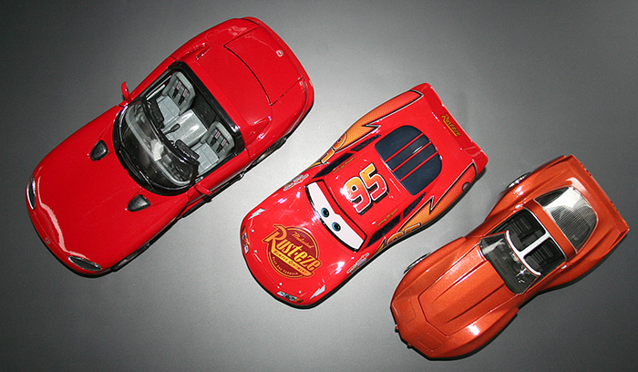 MattyCollector - Lightning McQueen 1:24 - Page 2 Test0310
