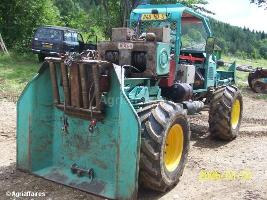 Bitza forestier sur Agriaffaires B10
