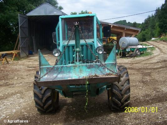 Bitza forestier sur Agriaffaires C10